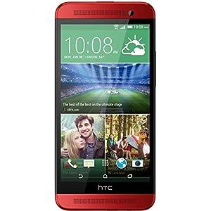 HTC One E8 (Red)