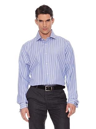 Hackett Camisa Rayas (Azul / Blanco)