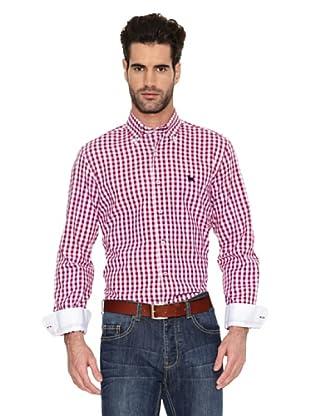 Toro Camisa Cuadros Bicolor (Rojo)