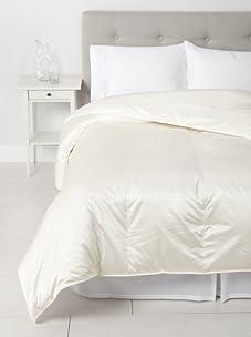 Cloud Nine Comforts Monaco Silk-Blend Down Comforter (Ivory)