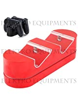 PS4 Play And Charge Dual Slot Charging Dock Red
