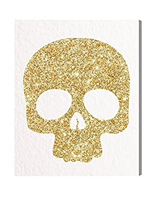 Oliver Gal 'Glitter Mind' Canvas Art