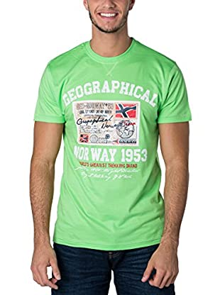 Geographical Norway T-Shirt Snht