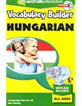 Vocabulary Builder - Hungarian