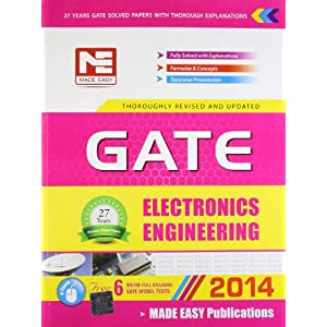GATE - 2014: Electronics Engineering Solved Papers