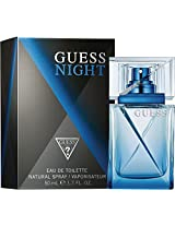 Guess Night Eau De Toilette, 50 Ml
