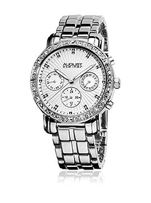 August Steiner Reloj 35 mm AS8041SS (Plateado)