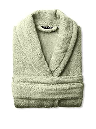 Mirabello Carrara Luxor Bathrobe Shawl (Sage)