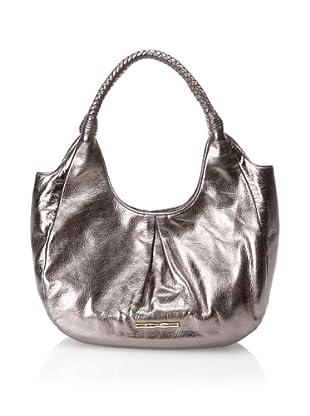 Elaine Turner Women's Meredith Shoulder Bag (Gunmetal)