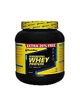MuscleBlaze Whey Protein, Chocolate 1.2 kg / 2.65 lbs