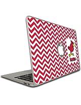 Illinois State University - MacBook Air (11 inch) Vinyl Skin - Chevron