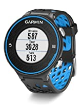 Garmin Forerunner 620 Fitness Watch, 1.8 x 1.8 x 0.5-inch (Blue/Black)