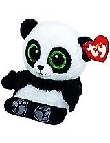 Ty Beanie Boos Peek A Boos Phone Holder Poo The Panda Bear