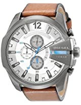 Diesel End-of-Season Analog White Dial Men's Watch DZ4280
