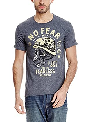 No Fear T-Shirt Bravery