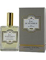 Annick Goutal Monsieur Eau De Toilette Spray, 3.4 Ounce