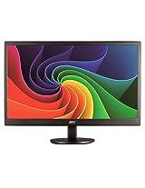 AOC e1670Swu 15.6 Inches LED Monitor