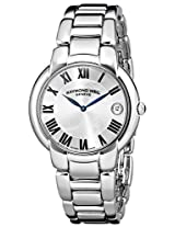 Raymond Weil Women's 5235-ST-01659 Jasmine Stainless Steel Bracelet Watch
