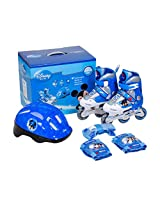 Mesuca Disney Skate Set Mickey, Blue