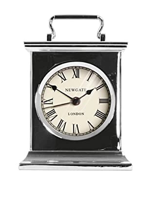 Newgate The Boston Mini Alarm Clock, Chrome