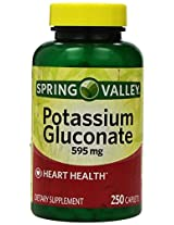Spring Valley Natural Potassium