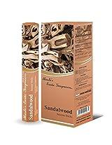 Shashi's Sandalwood Incense Sticks (Pack of 6)
