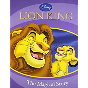 Disney Lion King the Magical Story