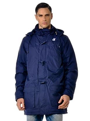 K-WAY Abrigo Gabriel Orsetto (Azul marino)