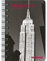 2012 New York Pocket Deluxe Diary