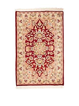 RugSense Alfombra Kashmirian Rojo/Multicolor 97 x 62 cm
