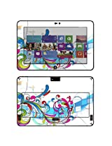 Decalrus - Matte Protective Decal Skin skins Sticker for Dell Latitude 10 Tablet with 10.1 screen (IMPORTANT: Must view IDENTIFY image for correct model) case cover Latitude10-130