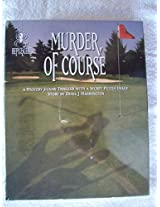 Murder Of Course Be Puzzled 1000 Piece Mystery Jigsaw Puzzle By Bepuzzled
