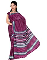 Kothari Saree (SP001MB _Purple)
