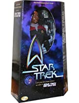 12 Captain Benjamin Sisko Star Trek Deep Space Nine * Wormhole Edition * Action Figure""