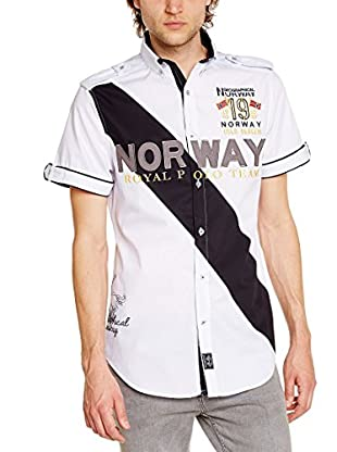 Geographical Norway Camisa Hombre