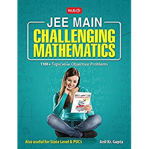 JEE Mains Challenging Mathematics