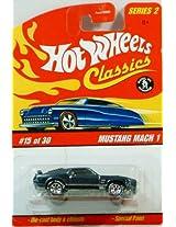 Hot Wheels Classics Mustang Mach 1 #15 of 30