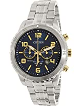 Citizen Chronograph Blue Dial Men's Watch - AN8134-52L
