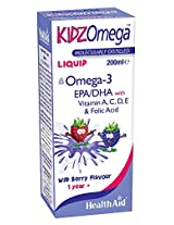 HealthAid KidzOmega - 200ml