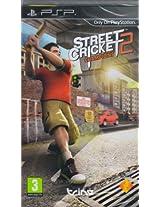 Street Cricket Champions 2 (PSP)