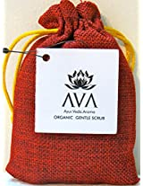 AVA ORGANIC FACE & BODY HARD SCRUB