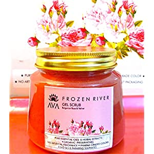 AVA FROZEN RIVER FACE GEL SCRUB