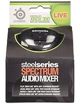 SteelSeries 50008 Spectrum Audio Mixer - X Box (Black)