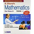 Mathematics for Class X(Term - I) (With CCE Papers) 01 Edition price comparison at Flipkart, Amazon, Crossword, Uread, Bookadda, Landmark, Homeshop18