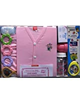 Love Baby Gift Set - Sweet Memory Pink