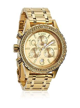 Nixon Uhr mit japanischem Quarzuhrwerk Woman A404-1520 38 mm