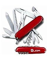QUBA SWISS KNIFE(MULTIPURPOSE)