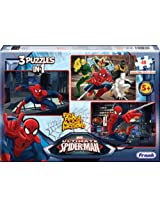 Frank Ultimate Spiderman 3X48 Piece