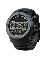 Suunto Elementum Altimeter Digital Black Dial Unisex Watch - SS014528000