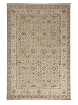 Darya Rugs Ottoman Oriental Rug, Sand, 6' x 8' 7